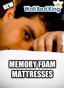 New! Memory Foam Mattresses