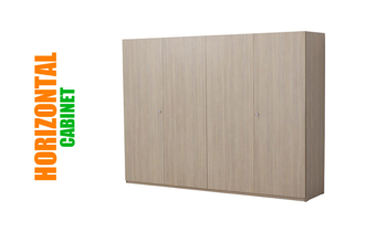 Horizontal Frame Cabinet