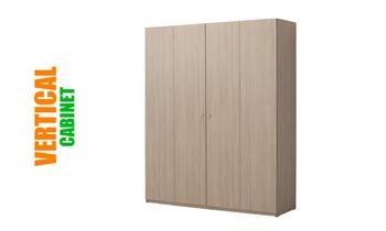 Vertical Frame Cabinet