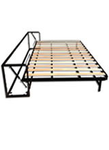 King Horizontal Wall Bed-1