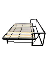 Small Double Horizontal Wall Bed Mechanism-1