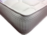 Luxury Single Memory Pocket Sprung Mattress