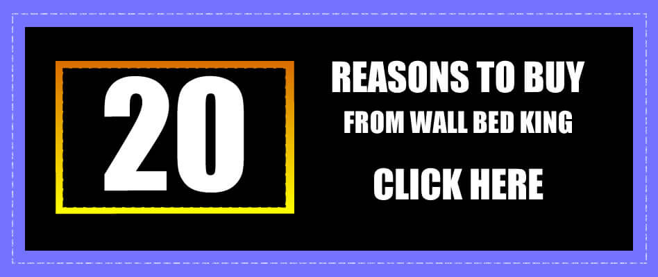 @0 reasons to buy from Wall Bed King