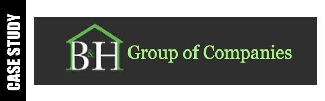 B&H Properties Logo