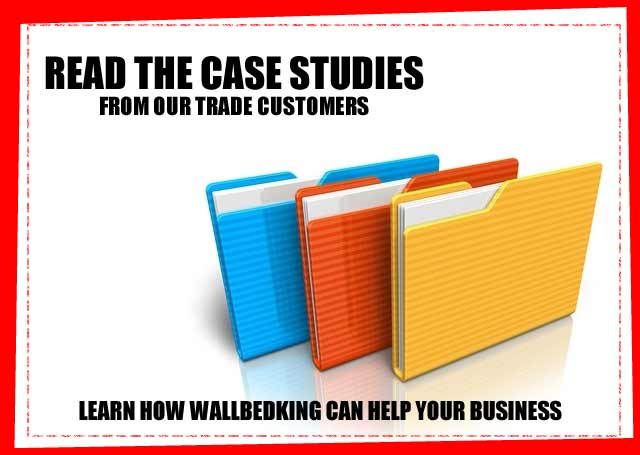 Case Studies, from our trade customers, learn how Wall Bed King can help your business